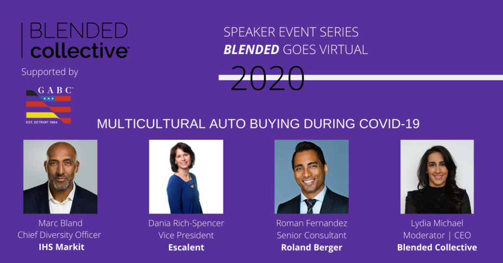 Multicultural Auto Buying during Covid-19